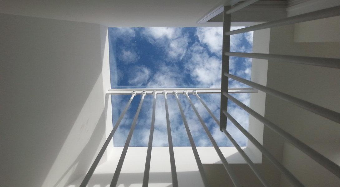 Skylight House, London